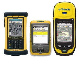 Pocket LZ Surveyor (PLZS) Software & Trimble GPS Devices